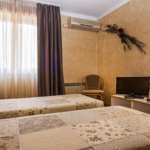Hotel Le Pageot - Le Camere
